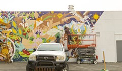 Artists Hit the Streets in Eureka (Slideshow)