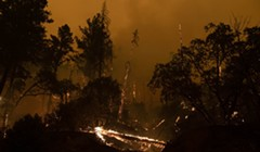 Lightning Could Spark more California Fires as World Warms