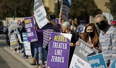 Hospitals Brace for Strikes as California Workers Protest Staff Shortages