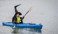 Photos: Witches on the Water