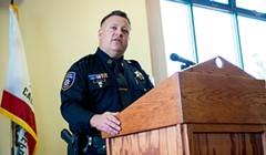 Watson to Step Down as Eureka Police Chief