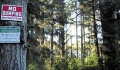 Funding Hunt Begins for McKinleyville Community Forest