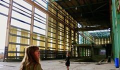 From Pulp Mill Ashes, Redwood Marine Terminal II Rises