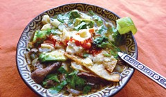 Hunter's Tortilla Soup