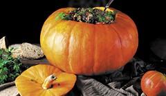 Pumpkin Lamb Stew