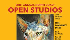North Coast Open Studios 2018