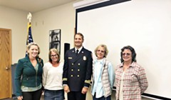 Sean Robertson Appointed as New Humboldt Bay Fire Chief