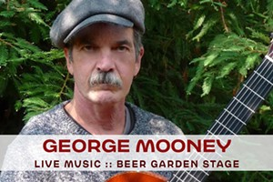 Live Music : George Mooney