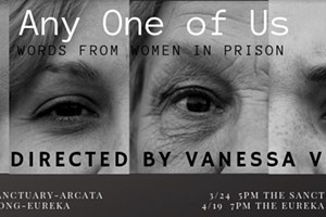 Any One of Us: Words from Women in Prison