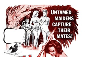 Sci-Fi Night: The Wild Women of Wongo (1958)