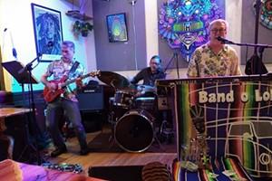 Band O Loko by the bay @ Vista