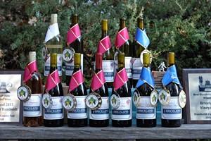 Memorial Weekend Open House Wine Tasting