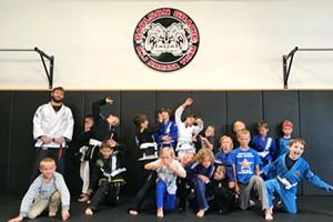 Brazilian Jiu Jitsu Youth Summer Martial Arts Camp