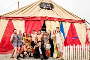 Flynn Creek Circus's Out of Hat
