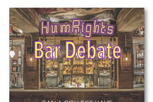 The HumRights Bar Debate