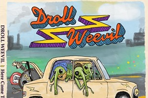 Droll Weevil Album Release Party