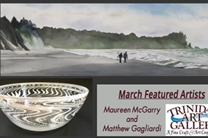 March Featured Artists: Maureen McGarry and Matthew Gagliardi