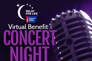 Couch Concert - Relay For Life