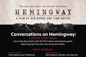 Conversations on Hemingway