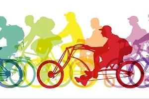 Bike Month Scavenger Hunt
