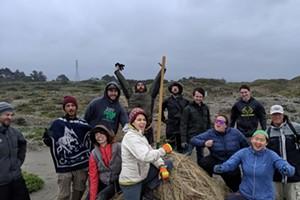 Dune Restoration Work Days