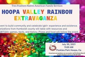 Hoopa Valley Rainbow Extravaganza
