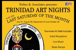 Trinidad Art Nights