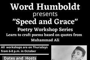 Speed and Grace Poetry Workshops