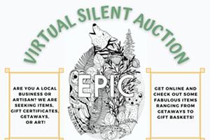 EPIC's Virtual Silent Auction