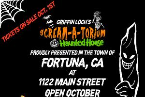 Scream-A-Torium Haunted House