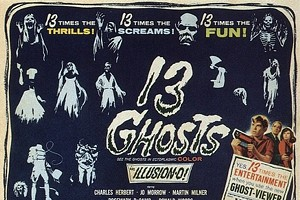 Robo-Cat Productions Presents: 13 Ghosts (1960)