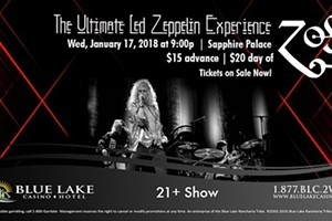 Zoso: The Ultimate Led Zepplin Experience