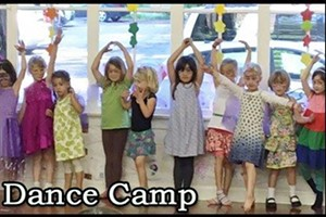 Mini Movers Dance Camp