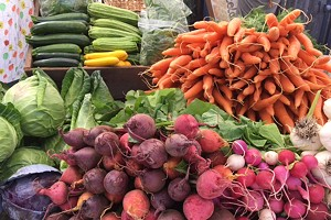 Southern Humboldt Farmers Market