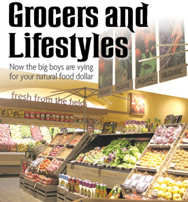 Grocers and lifestyles