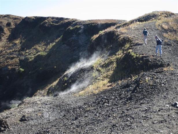 Instant Volcano