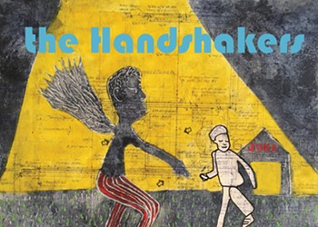 The Handshakers Find Their Place