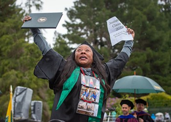 'Today is Your Day:' Charmaine Lawson Accepts Son's Degree in Emotional Ceremony