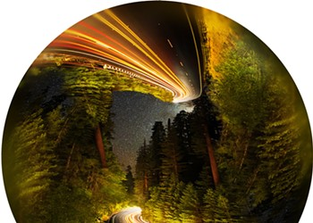 North Coast Night Lights: Beauty on the Redwood Highway