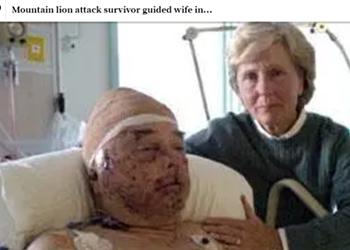 Jim Hamm, Survivor of Mountain Lion Attack During Park Hike, Dies