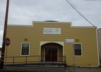 Betty Kwan Chinn Day Center and the Eureka Rescue Mission Seeking Non-Contact Infrared Thermometers