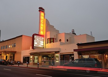 Mill Creek Theater Closes, Arcata Theater Lounge Opens
