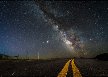 North Coast Night Lights: Visualize the Stars