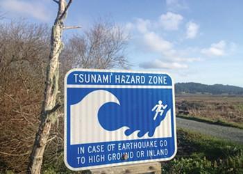 UPDATE: No Local Tsunami Impact from Alaska Quake