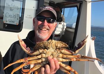 Rough Seas Predicted for Saturday's Sport Crab Opener