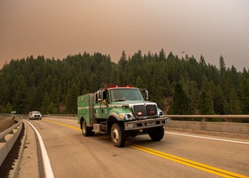 Fire Updates: Monument Fire Continues to Spread, Evacuation Order in Effect for Burnt Ranch
