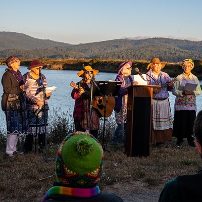 Arcata Floating Lantern Ceremony 2018