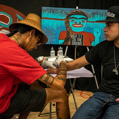 Native Ink Tattoo Expo