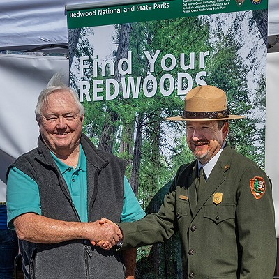 Redwood National Park's 100th Anniversary