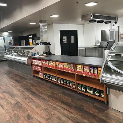 <i>Iłwai kiliwh</i>, Hoopa's New Grocery Store